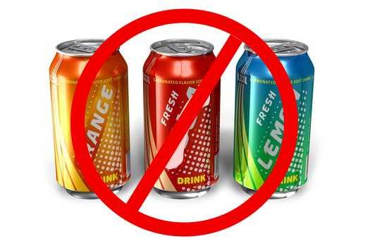 no-sdrinks
