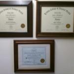 Bob_Diplomas
