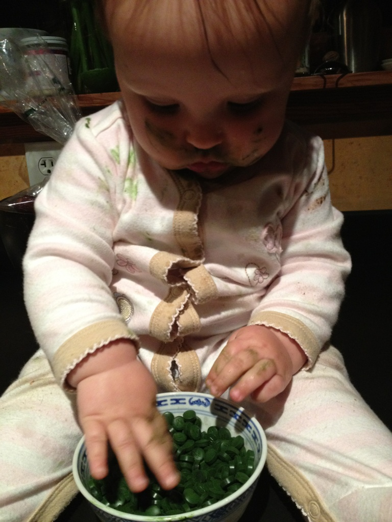 When Can Children Begin Eating Chlorella And Spirulina