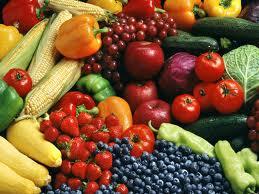 fruits - veg