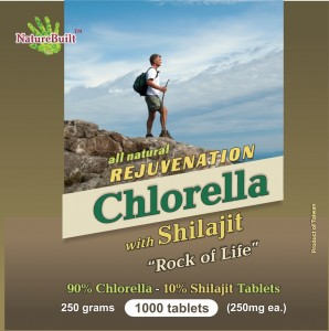 SHILAJIT_Nature Built Chlorella_Tablet_ website